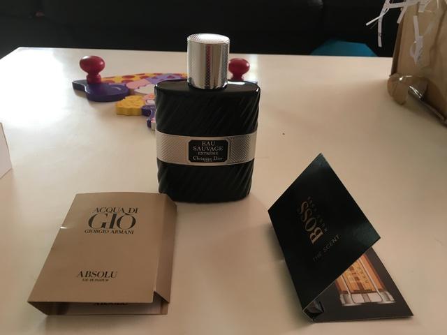 Eau Sauvage Extrême de Dior: un cadeau en or pour monhomme!