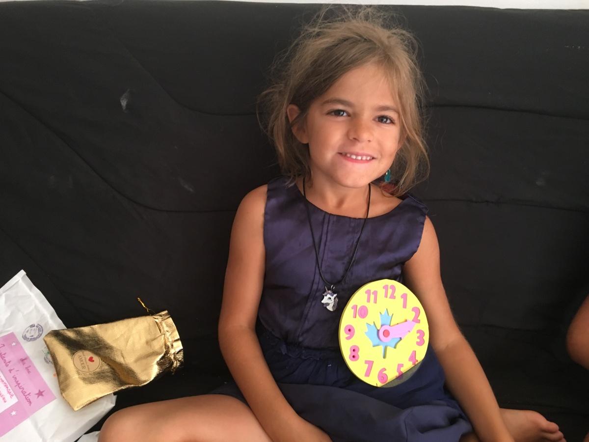 Miss Camillou reine du moisd'août!