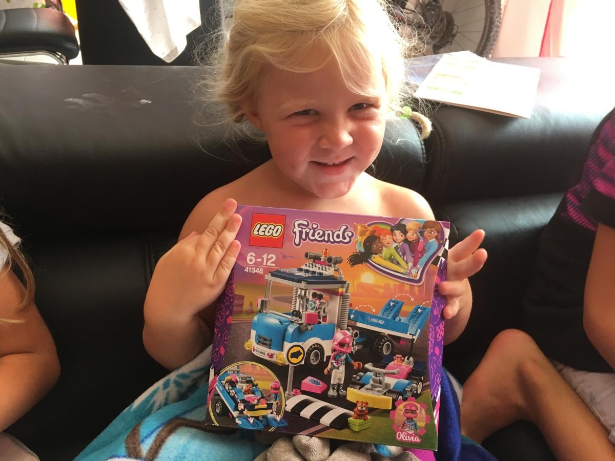 Lego Friends: la nouvelle grande histoire d'amour deCamillou!