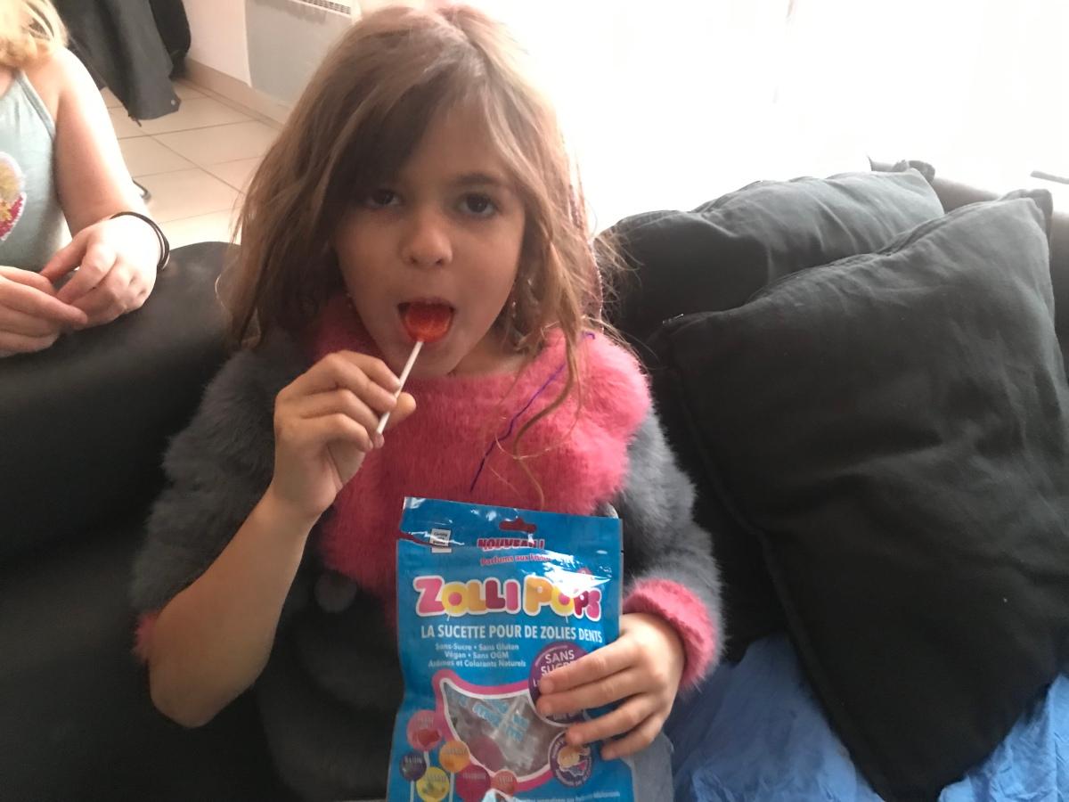 Des bonbons oui, mais qui respectent les dents, c'estmieux!