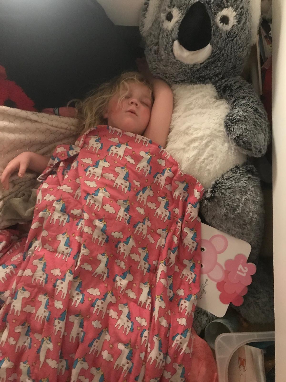 Anaïs fait-elle enfin des nuits correctes grâce àGravité?