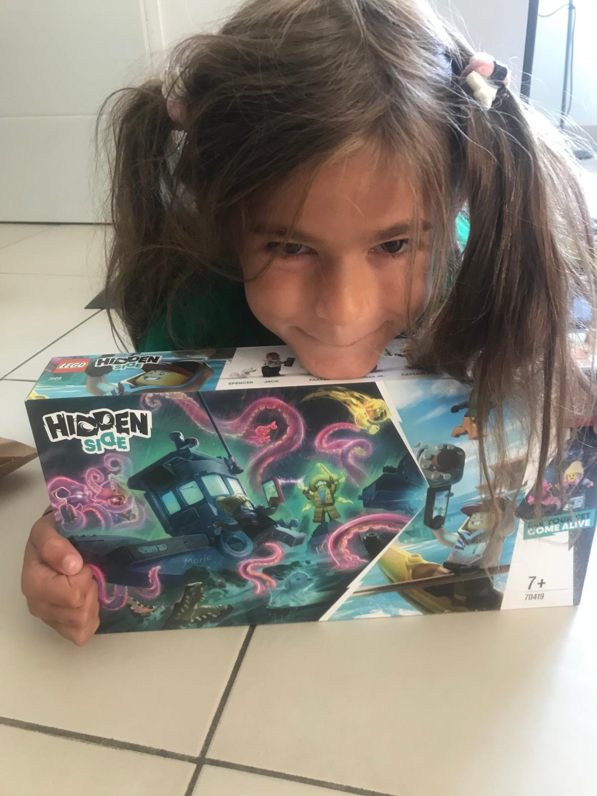 Avec Lego Hidden Side, la chasse aux fantômescommence!