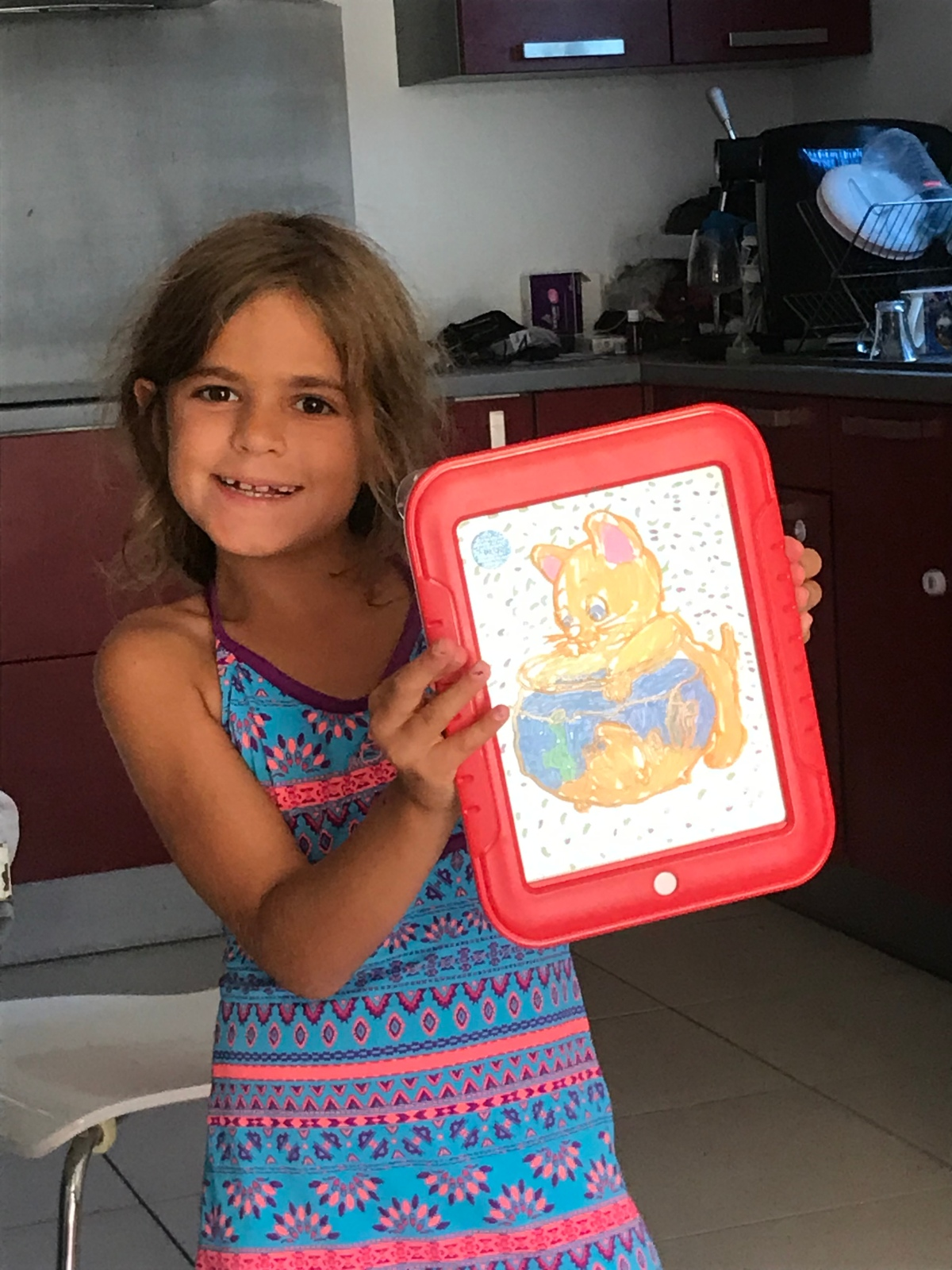 Magic Pad: pour des dessins sublimés!