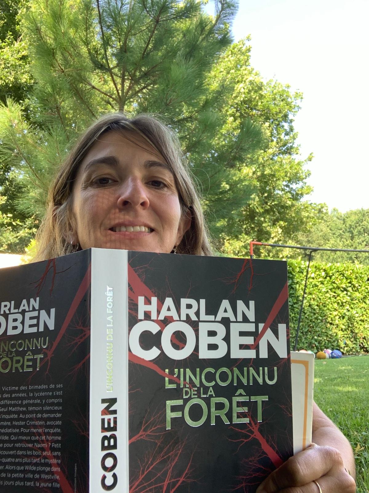 Mon avis sur le denier roman d'Harlan Coben: L'inconnu de laforêt!