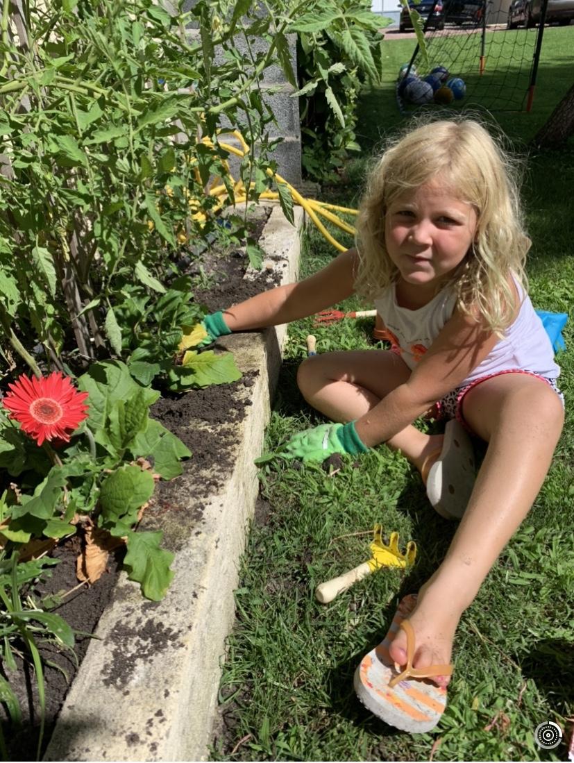 """Un super kit pour jardiner """"comme lesgrands""""!"""