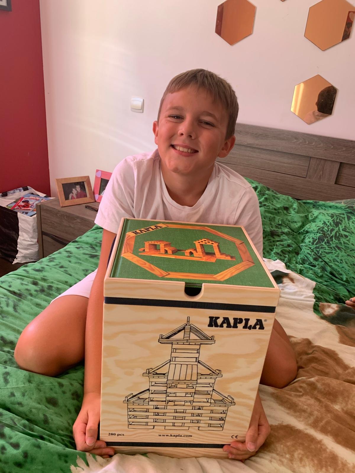 Les planchettes KAPLA pour développer la créativité desenfants!